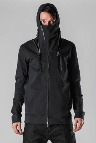 D.HYGEN Expandable hoodie