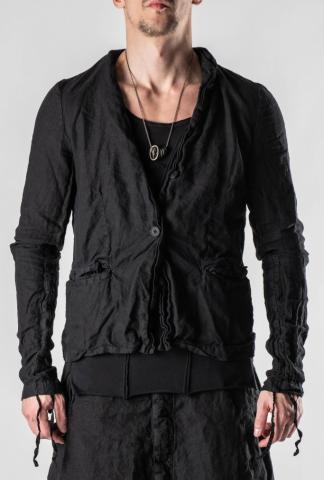 Pal Offner Textured Formal Jacket