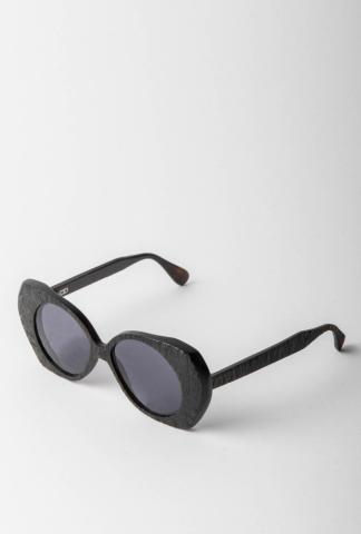 Rigards RG0006 Buffalo Horn Plastron Sunglasses