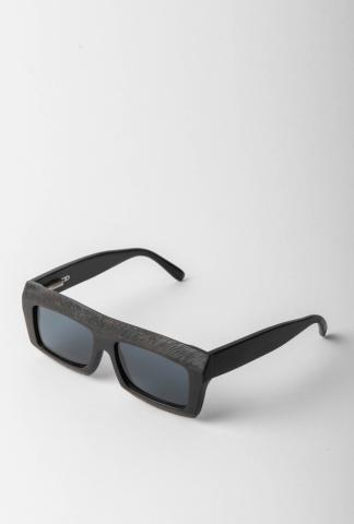 Rigards RG0030 Buffalo Horn Sanjuro Sunglasses