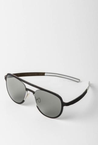 HAPTER G02M 52-21 Unibody Steel & Fabric Sunglasses