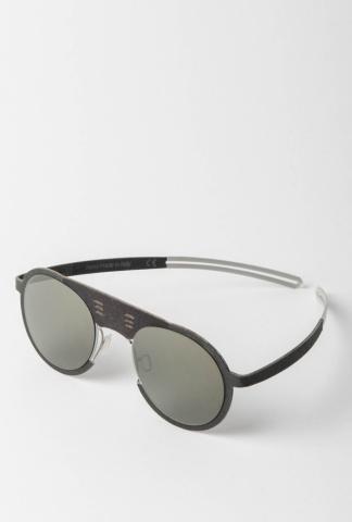 HAPTER M05M 48-22 Unibody Steel & Fabric Sunglasses