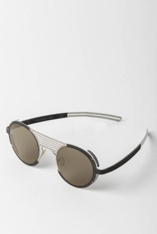 HAPTER M06M 45-24 Unibody Steel & Fabric Sunglasses