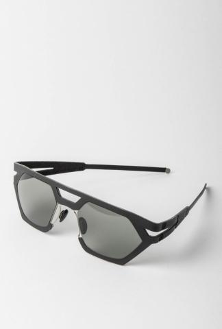 Hapter x PAWAKA CP01 Unibody Steel & Rubber Sunglasses