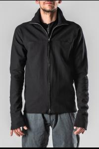MA+ Zipped Stand Up Collar Jacket