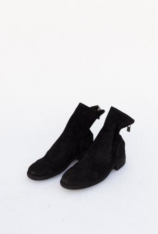 GUIDI 986 Short Back-zip boots