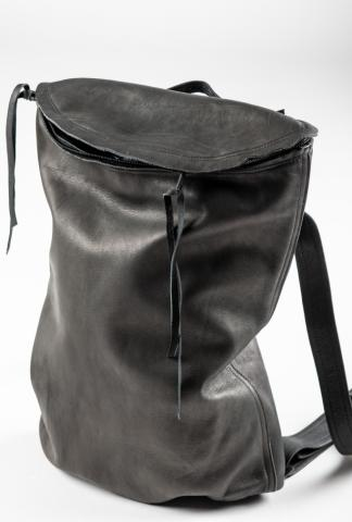Nutsa Modebadze Full grain Calf Leather Bucket Backpack
