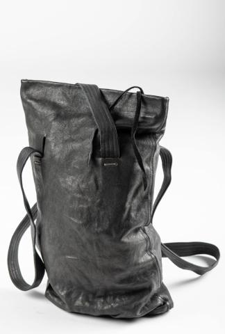 Nutsa Modebadze Textured Full grain Calf Leather Tote Bag