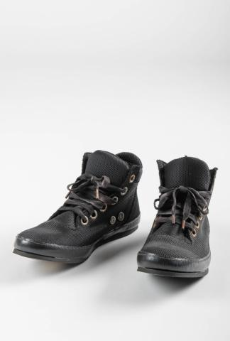 A1923 SSN4 Mesh High-top Sneakers