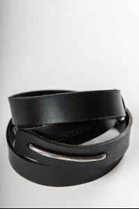 WERKSTATT 14M6440 BELT HAMMERED BOW BELT