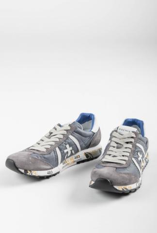 Premiata Lucy-T 618E Low-top Sneakers