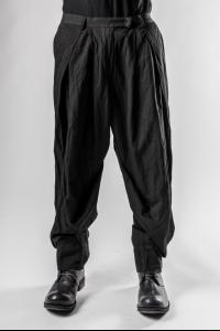 Un-Namable Pleated Baggy Trousers