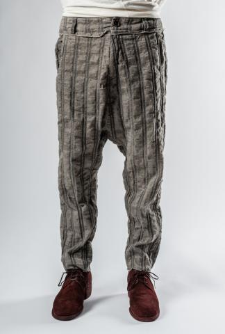 UN-NAMABLE Striped Trousers