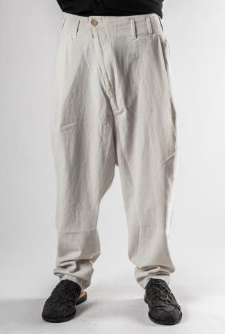 Syngman Cucala Loose Tapered Low-crotch Trousers