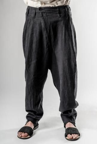 Syngman Cucala Asymmetric Low Crotch Pants