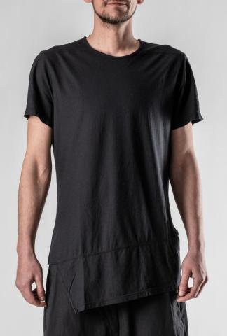 Syngman Cucala Asymmetric Short Sleeve T-Shirt