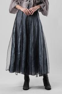 Phaédo Studios Double Layered Silk Skirt
