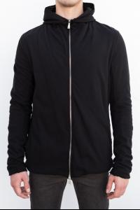 POEME BOHEMIEN EM-JF-05-99 HOODED ZIP UP SWEATSHIR