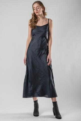 PHAEDO Long silk dress