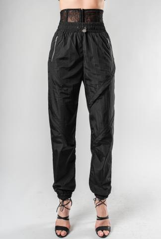 "IANUA ""San Francisco"" Multi-zipped Trousers"