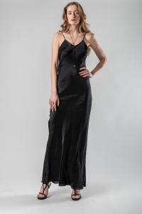 Ivan Grundahl Bias Cut Long Slip Dress