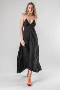 MA+ Side Button Dress