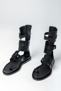 Ann Demeulemeester High Cuff Sandals