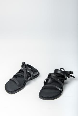 Ann Demeulemeester Laced Sandals