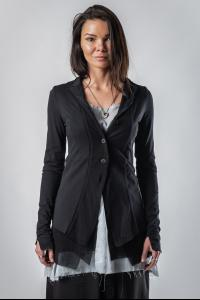 Pal Offner Mesh Layered Jacket