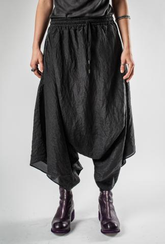 Lemuria Cropped cow pants