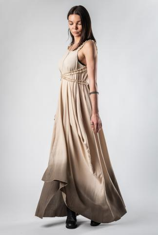 Lemuria Gradient Long Dress