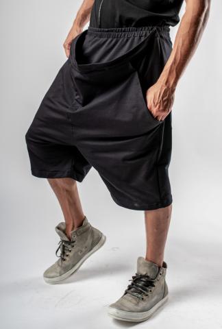 Barbara Bologna Double Waist Shorts