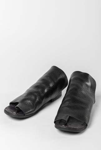 Portaille Shoes Full Grain Vachetta Leather Sandals