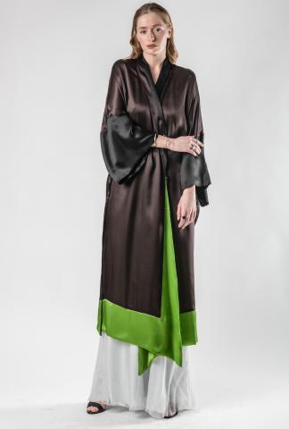 Haider Ackermann kimono kaftan