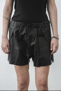 Boris Bidjan Saberi WP1 Panelled Shorts