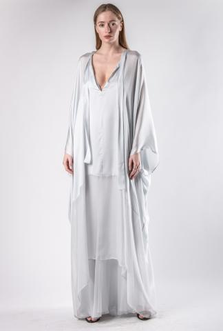 Haider Ackermann long open kaftan/shirt