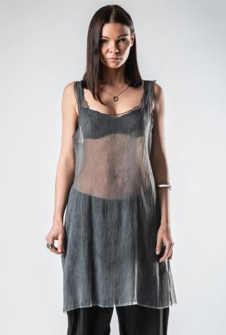 UN-NAMABLE Dyed Packy Mini Dress/tank