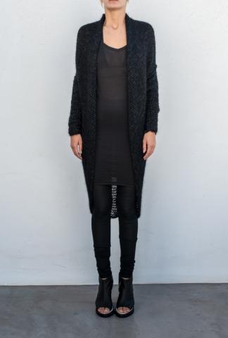 Isabel Benenato Knit Cardigan