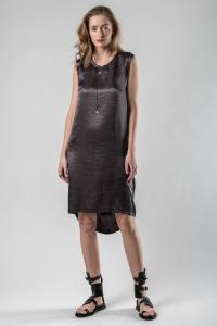 Ann Demeulemeester Classic Draped Dress