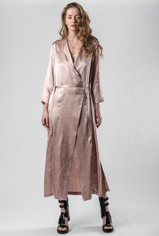 Ann Demeulemeester DRESS LAMBETH ROSE