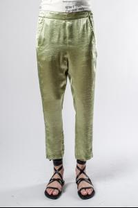 Ann Demeulemeester TROUSERS LAMBETH SAGE
