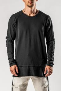 Andrea Ya'aqov Laced Two Panel Long Sleeve