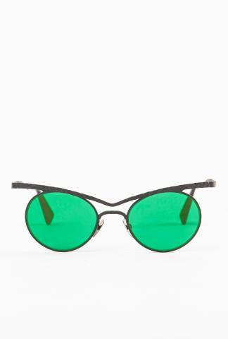 Kuboraum sunglass&case H53 50-20 BM green