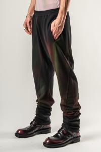 Ann Demeulemeester Hand Painted Joggers (Grimm Black)
