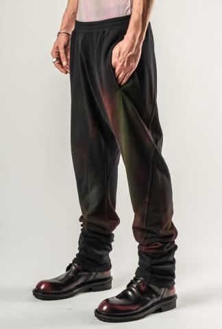 Ann Demeulemeester TROUSERS GRIMM BLACK + HAND PAI