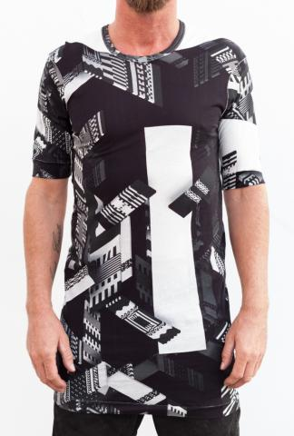 11byBBS TS3 PR3 Front Printed White T-shirt