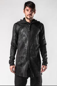 Leon Emanuel Blanck forced hoody zipped