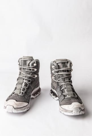 11byBBS BOOT2 GTX Patina Grey Salomon Hiking Boots