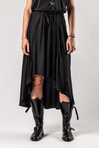 Ann Demeulemeester Open Front Skirt (Infinity)