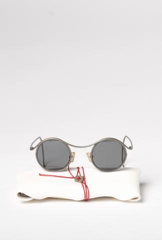 M.A+ OO300 One-piece Front Titanium Sunglasses
